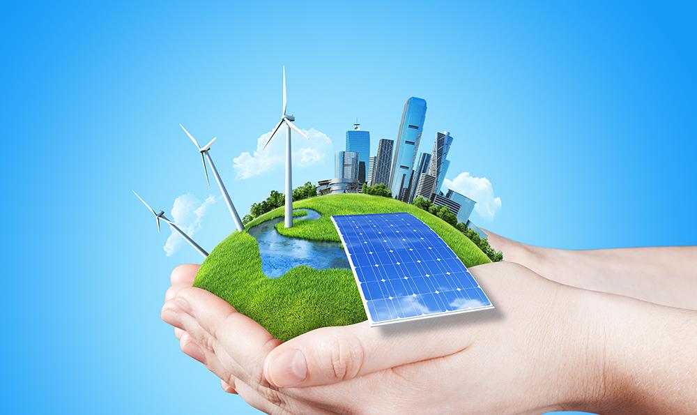 Saving green planet campaign